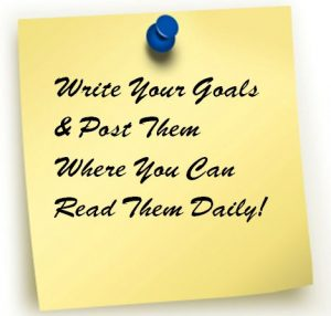 goals, success, 1%, define your goals